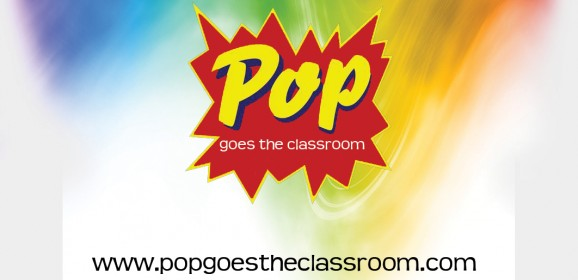 Pop Goes the Classroom now on your Kindle